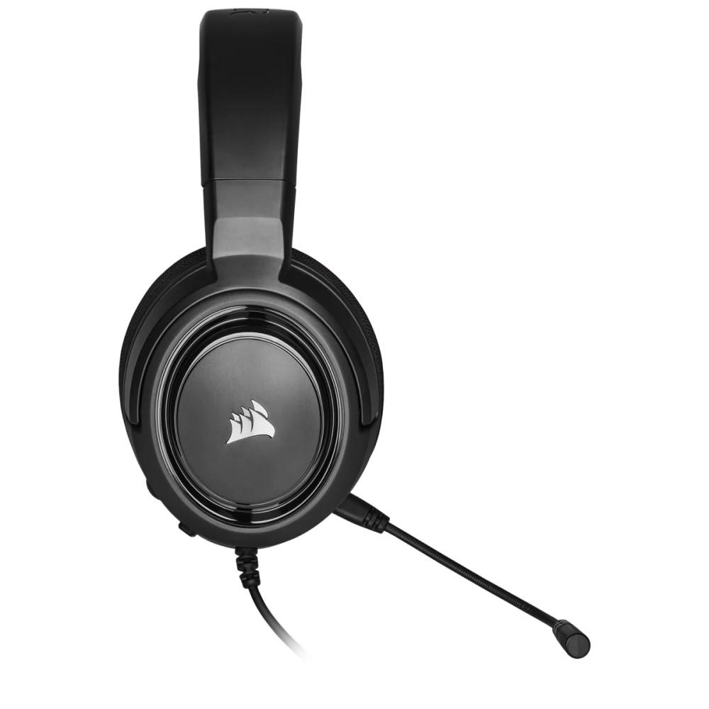 Corsair HS45 SURROUND Gaming Headset — Carbon 7
