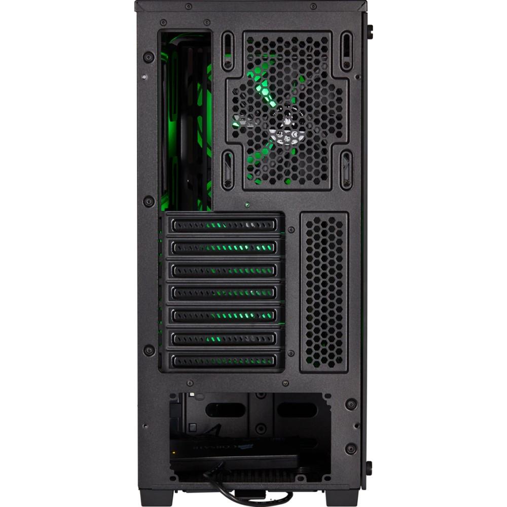 Corsair Carbide Series SPEC-DELTA RGB Tempered Glass Mid-Tower ATX Gaming Case — Black 10