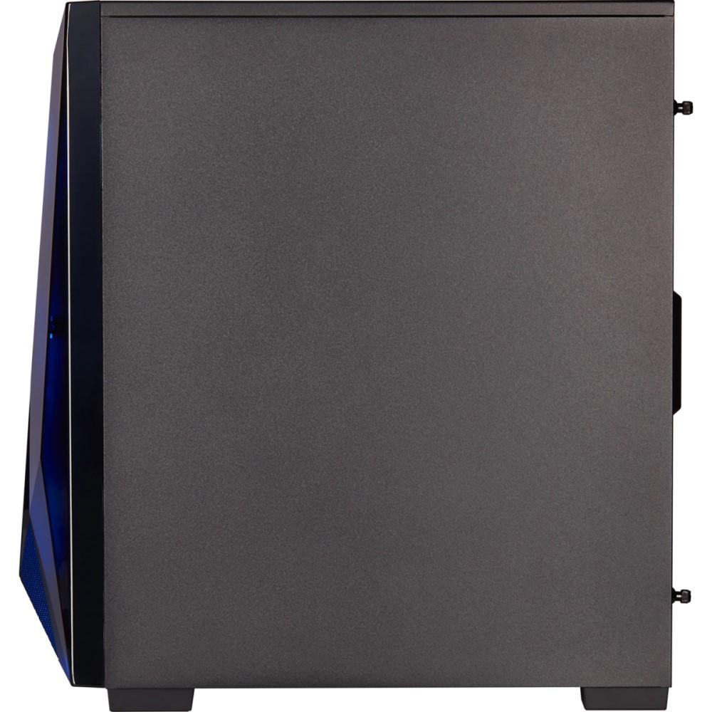 Corsair Carbide Series SPEC-DELTA RGB Tempered Glass Mid-Tower ATX Gaming Case — Black 9