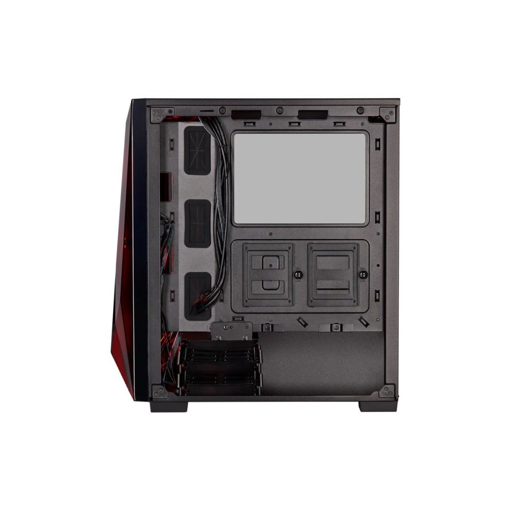 Corsair Carbide Series SPEC-DELTA RGB Tempered Glass Mid-Tower ATX Gaming Case — Black 13