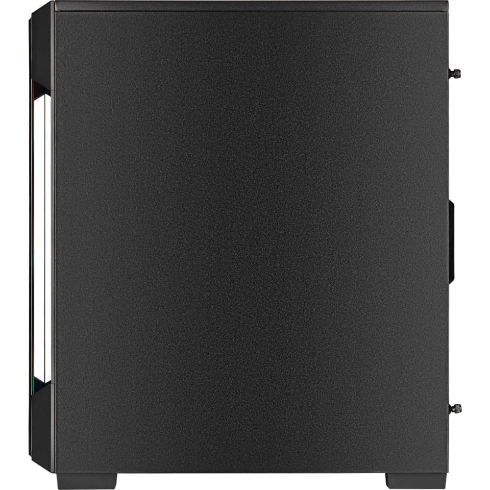 Corsair iCUE 220T RGB Tempered Glass Mid-Tower Smart Case — Black 5