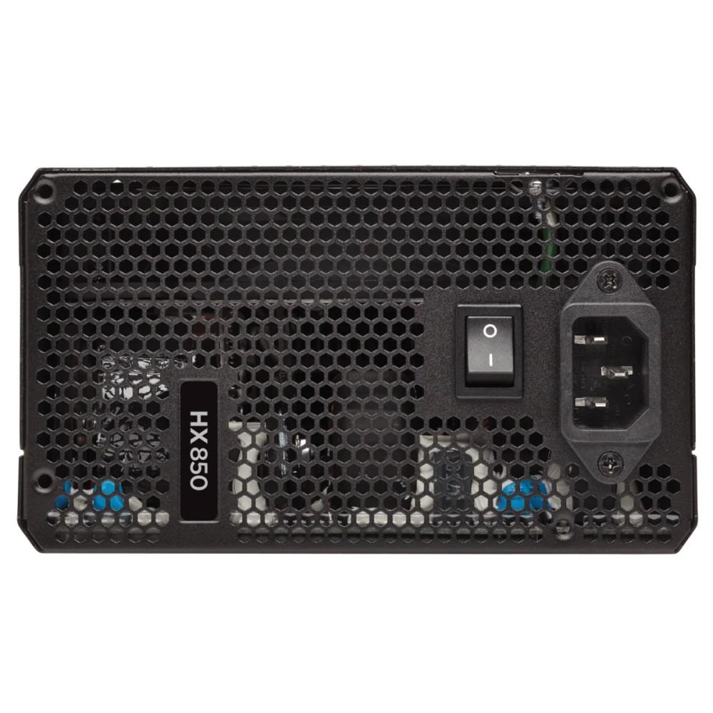 Corsair HX Series HX850 — 850 Watt 80 PLUS PLATINUM Certified Fully Modular PSU (UK) 6