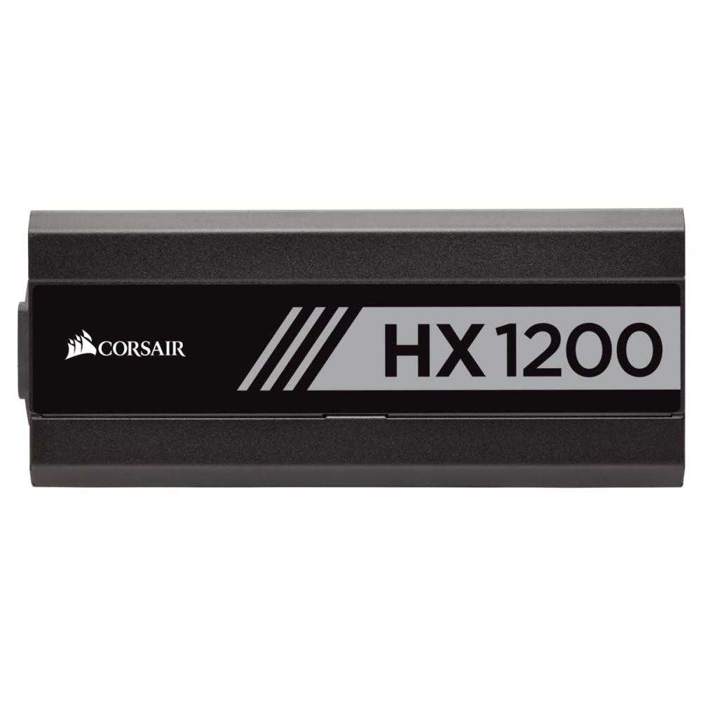Corsair HX Series HX1200 — 1200 Watt 80 PLUS PLATINUM Certified Fully Modular PSU (UK) 3