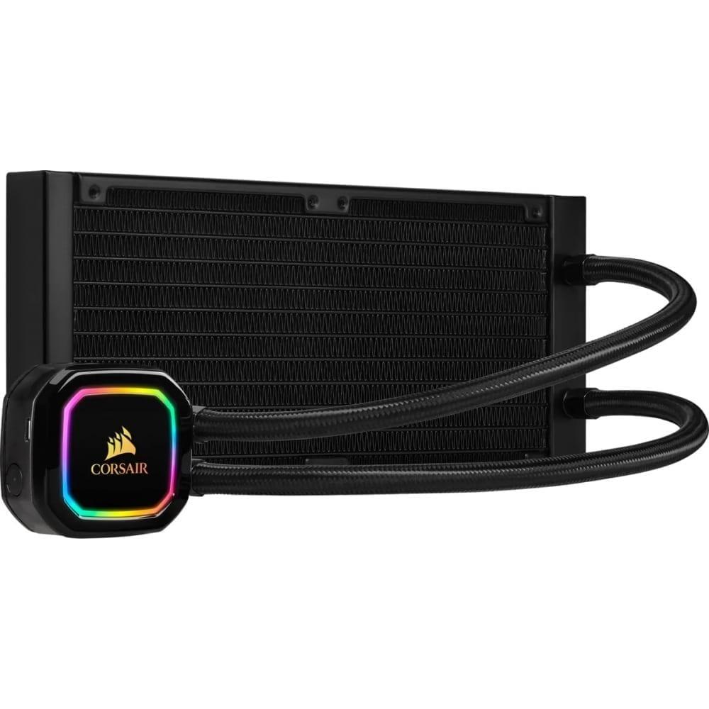 Corsair iCUE H100i RGB PRO XT Liquid CPU Cooler 3