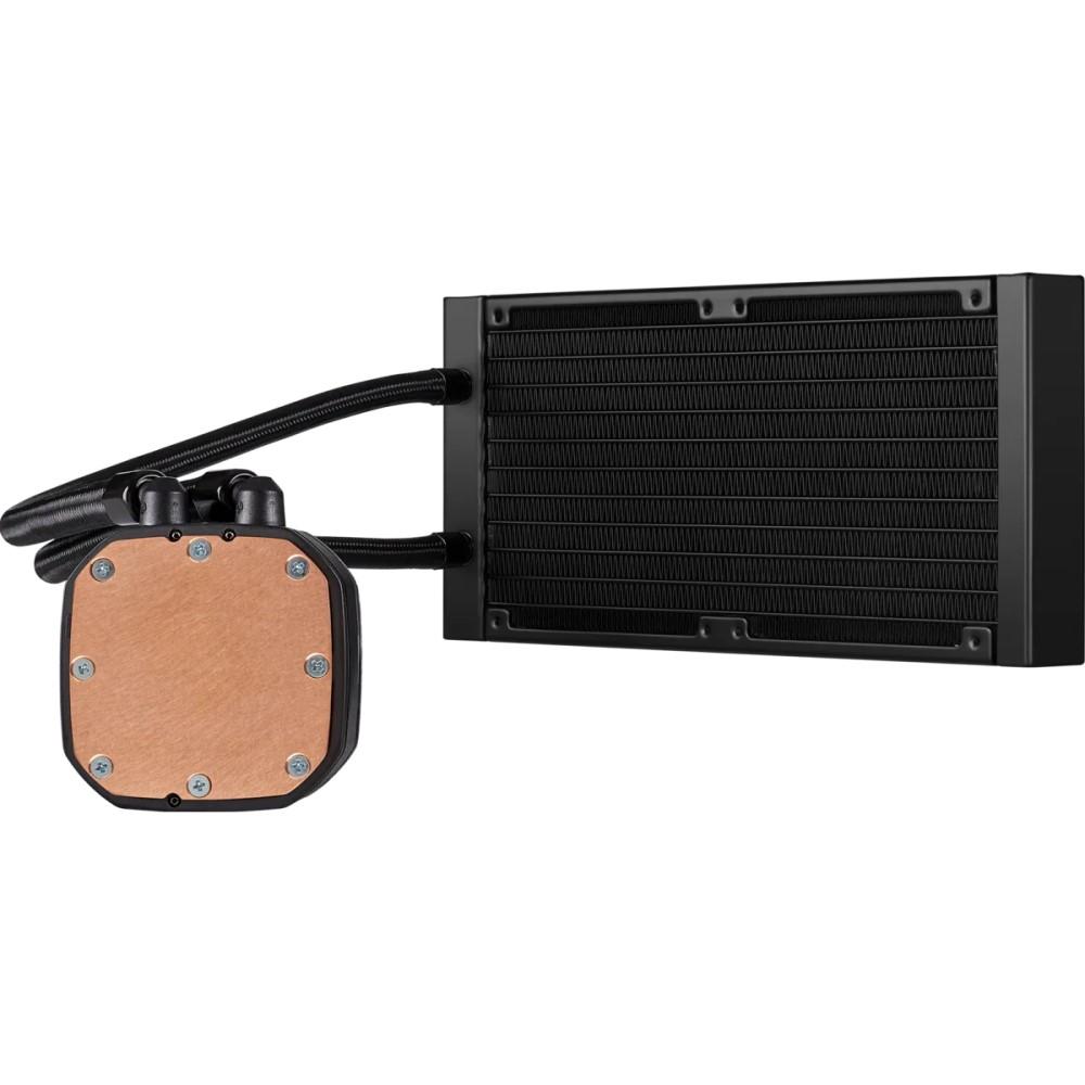 Corsair iCUE H100i RGB PRO XT Liquid CPU Cooler 9