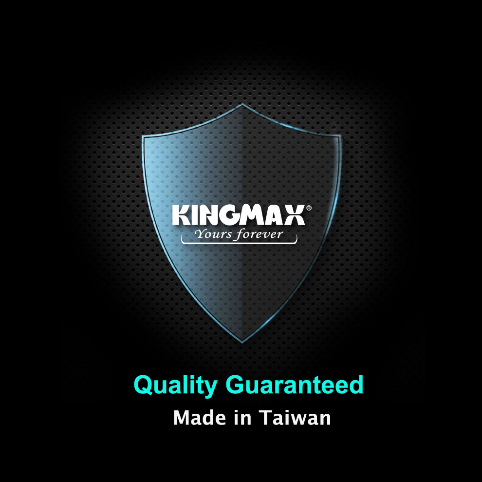 Kingmax Zeus Dragon DDR4 RGB Gaming RAM 16GB 3200Mhz Single 8