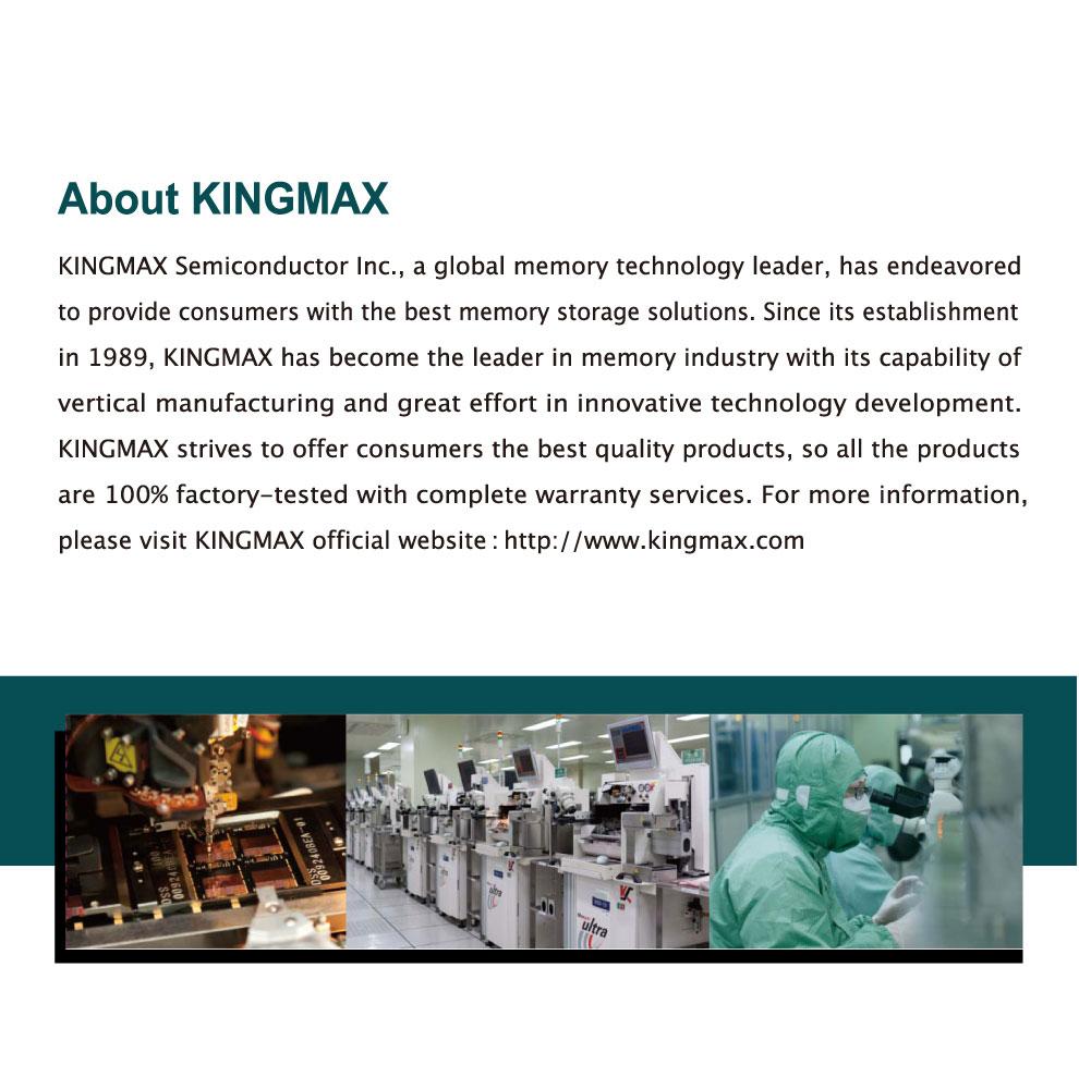 Kingmax Zeus Dragon DDR4 RGB Gaming RAM 16GB 3200Mhz Single 10