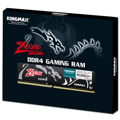 Kingmax Zeus Dragon DDR4 Gaming RAM 16GB 3200Mhz Single 2