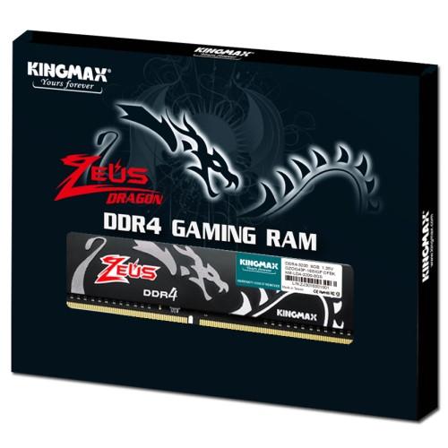 Kingmax Zeus Dragon DDR4 Gaming RAM 8GB 3200Mhz Single 2