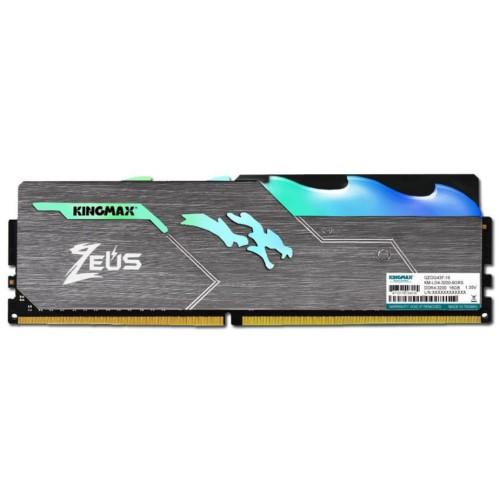 Kingmax Zeus Dragon DDR4 RGB Gaming RAM 32GB 3200Mhz Single 1