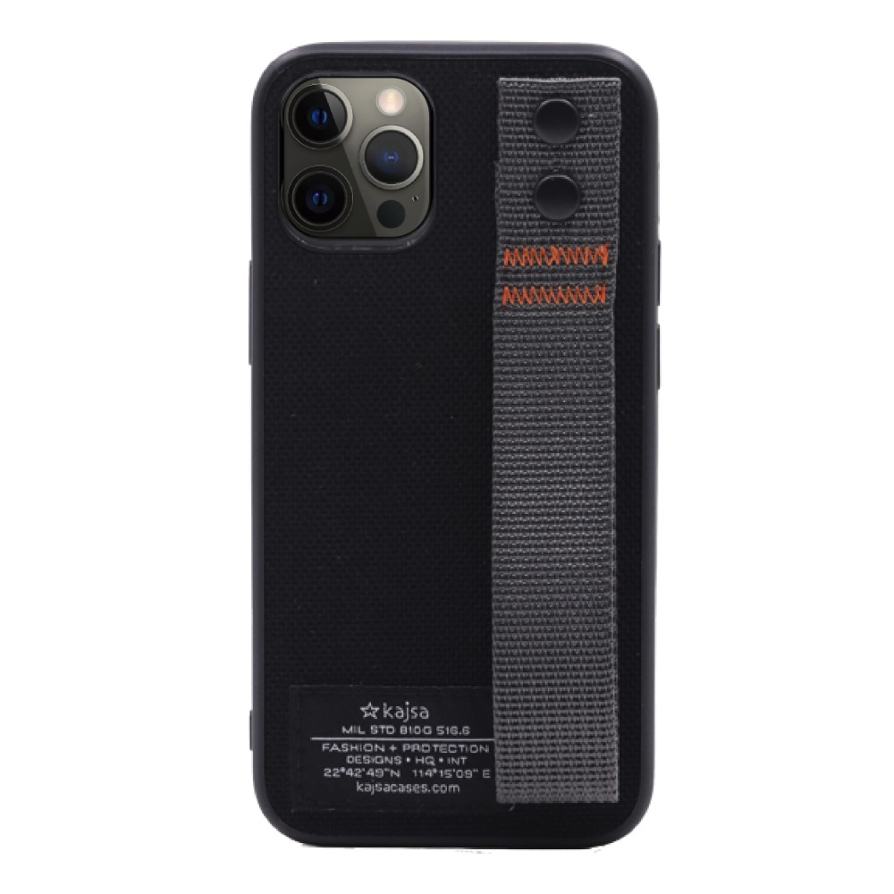 Kajsa Military Collection (Straps back) case for iPhone 12 Series 11