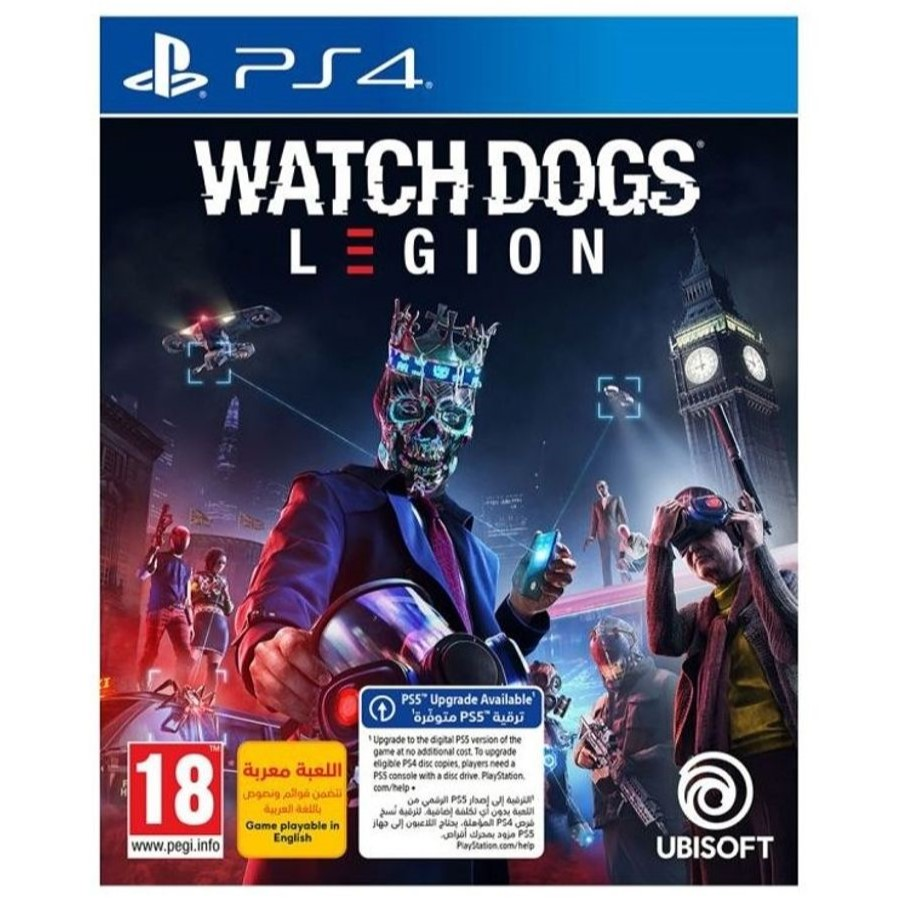 Ubisoft Watch Dogs : Legion - For PlayStation 4 - PS45272 1