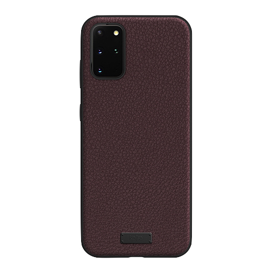 Kajsa Luxe Collection (Genuine Leather) Back Case for Samsung Galaxy S20 Series 11