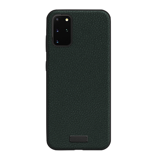 Kajsa Luxe Collection (Genuine Leather) Back Case for Samsung Galaxy S20 Series 9