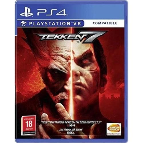 Bandai Namco Tekken 7 - For PlayStation 4 / VR - PS44613 1