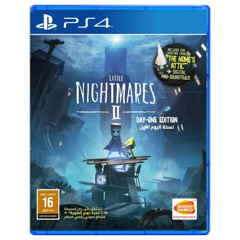 Little Nightmares II Day One Edition - For PlayStation 4 - PS40442 1