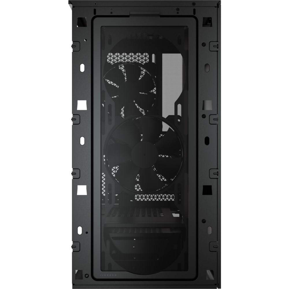 Corsair 4000D AIRFLOW Tempered Glass Mid-Tower ATX Case — Black 14