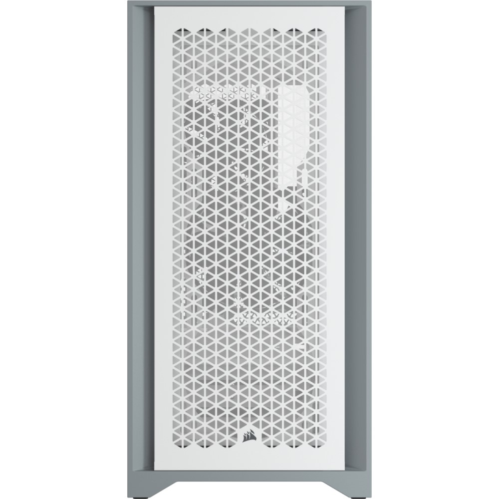 Corsair 4000D AIRFLOW Tempered Glass Mid-Tower ATX Case — White 13