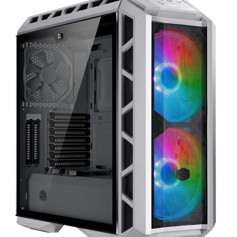 Cooler Master MasterCase H500P Mesh White ARGB Case 1