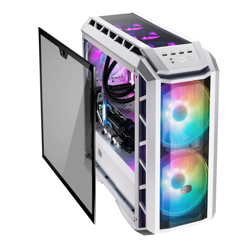 Cooler Master MasterCase H500P Mesh White ARGB Case 3