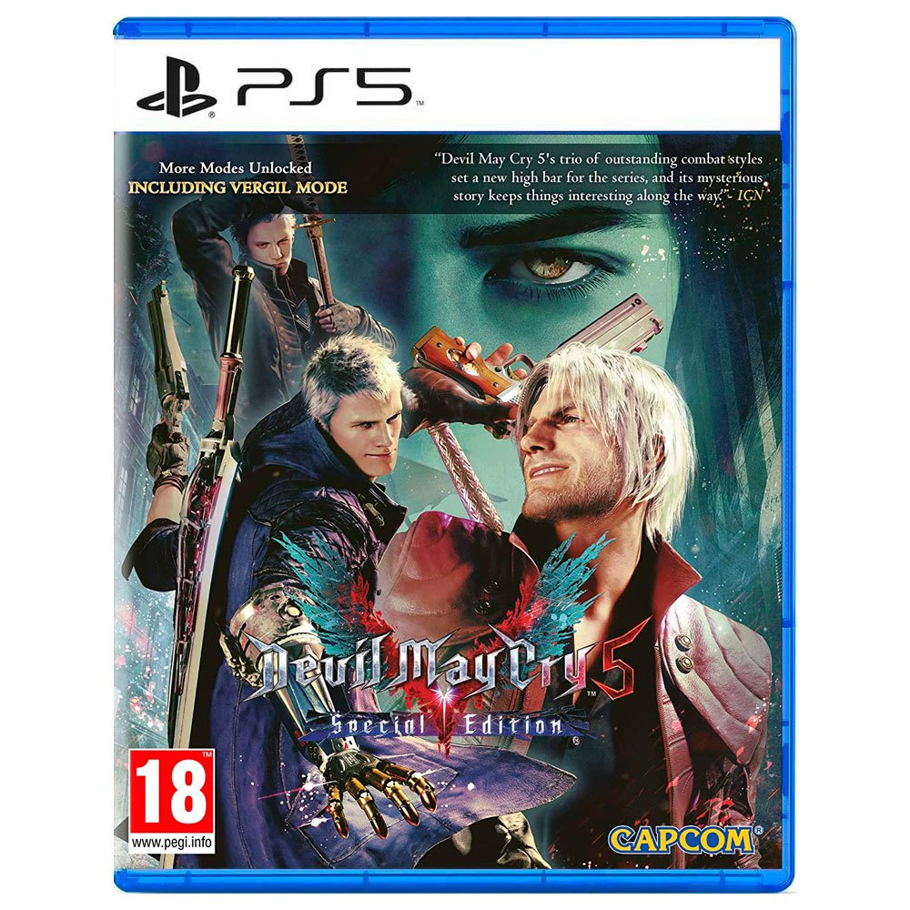 Devil May Cry 5: Special Edition - For PlayStation 5 - PS52627 1