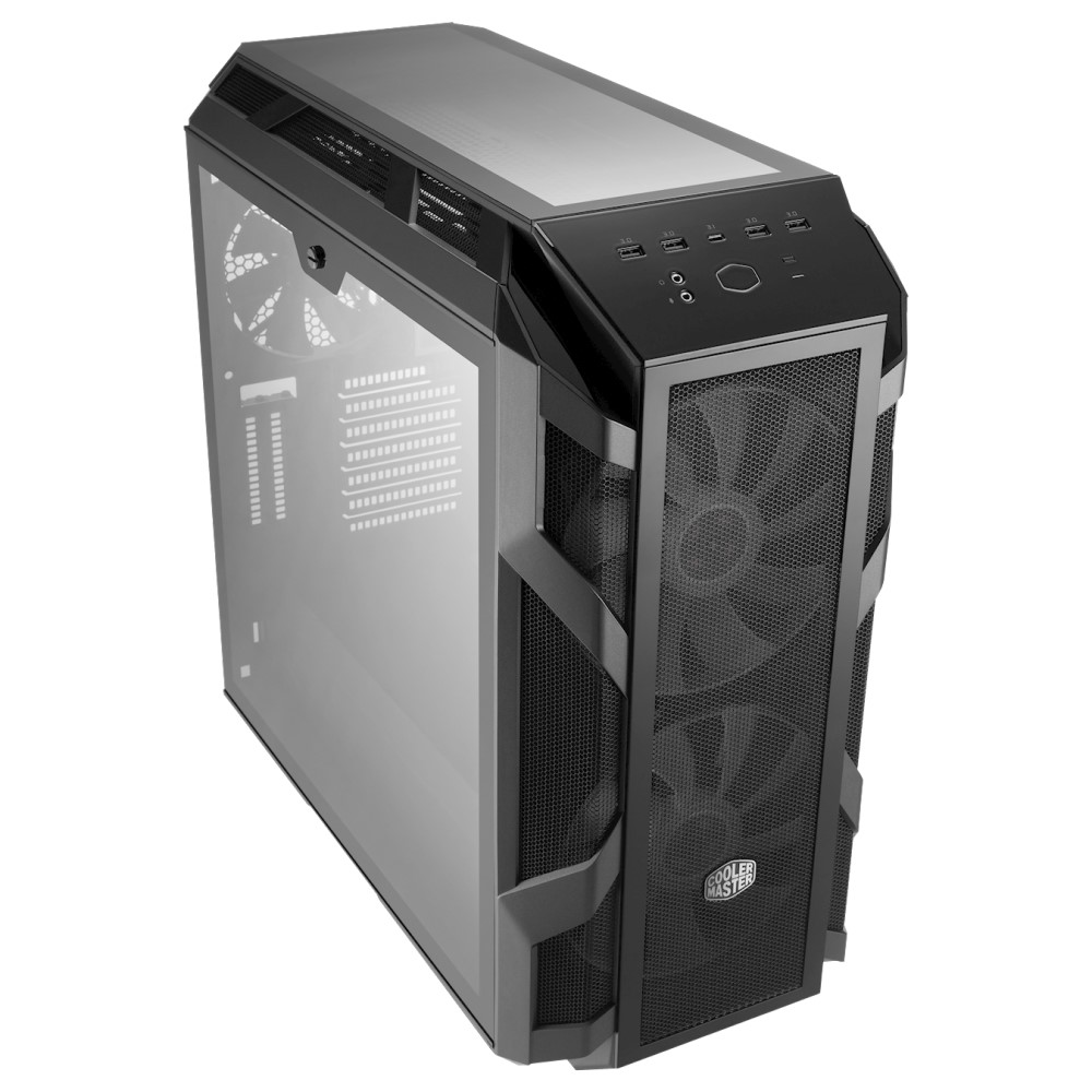 Cooler Master MasterCase H500M Case 13