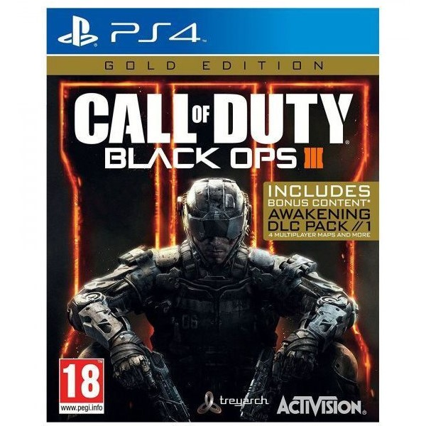 Call of Duty: Black Ops III Gold Edition - For PlayStation 4 - PS46725 1