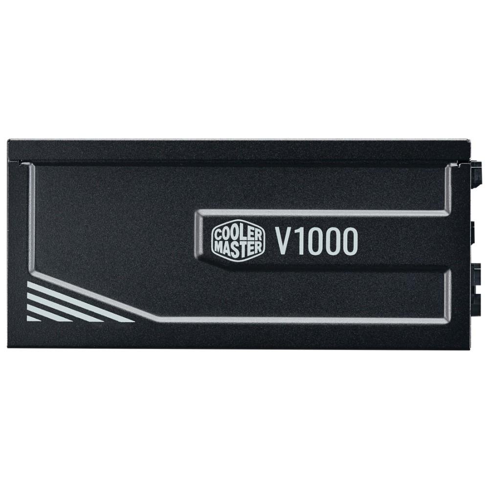 Cooler Master V1000 Full-Modular 80 Plus Platinum 1000W Power Supply 8