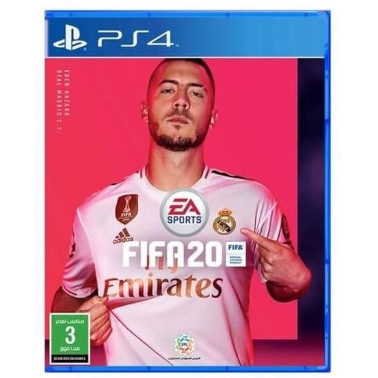 FIFA 20 Standard Edition - For PlayStation 4 - PS43049 1