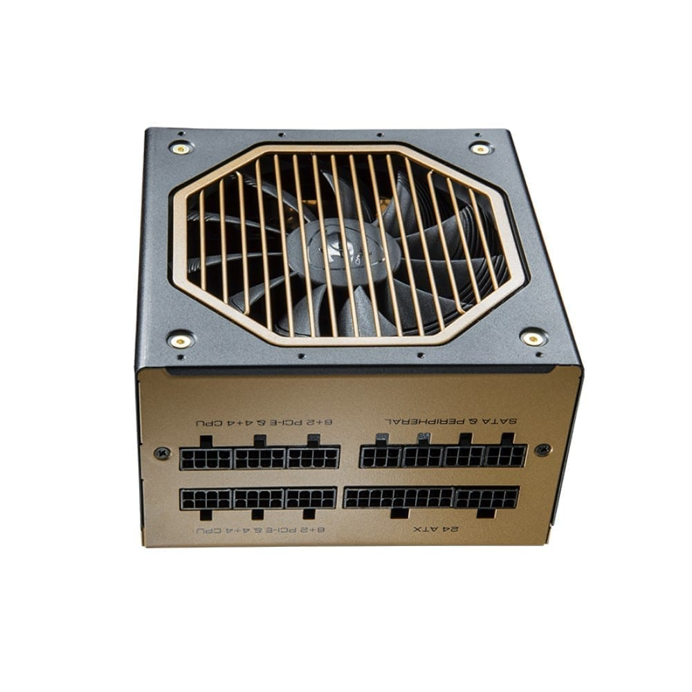 Cougar GX-F AURUM 750W Top Quality and High Performance 80 PLUS Gold certified PSU 2