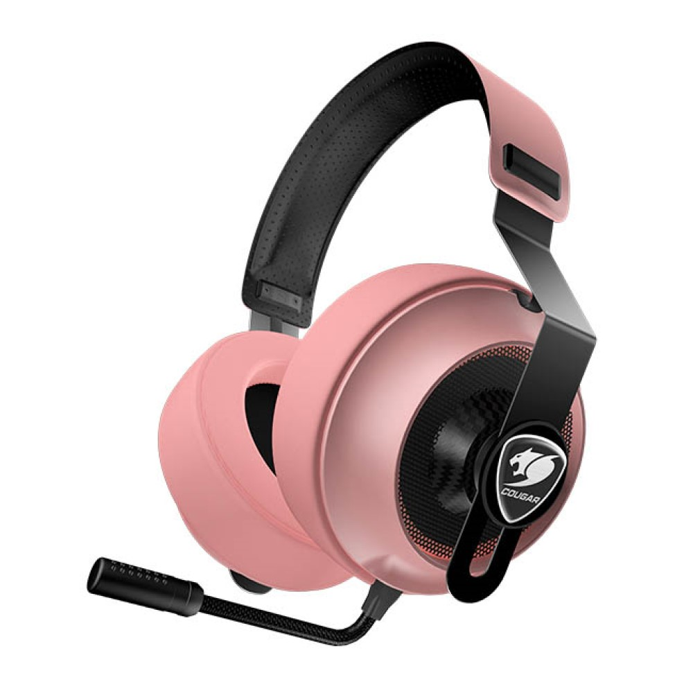 Cougar PHONTUM ESSENTIAL Stereo Gaming Headset - Pink 1