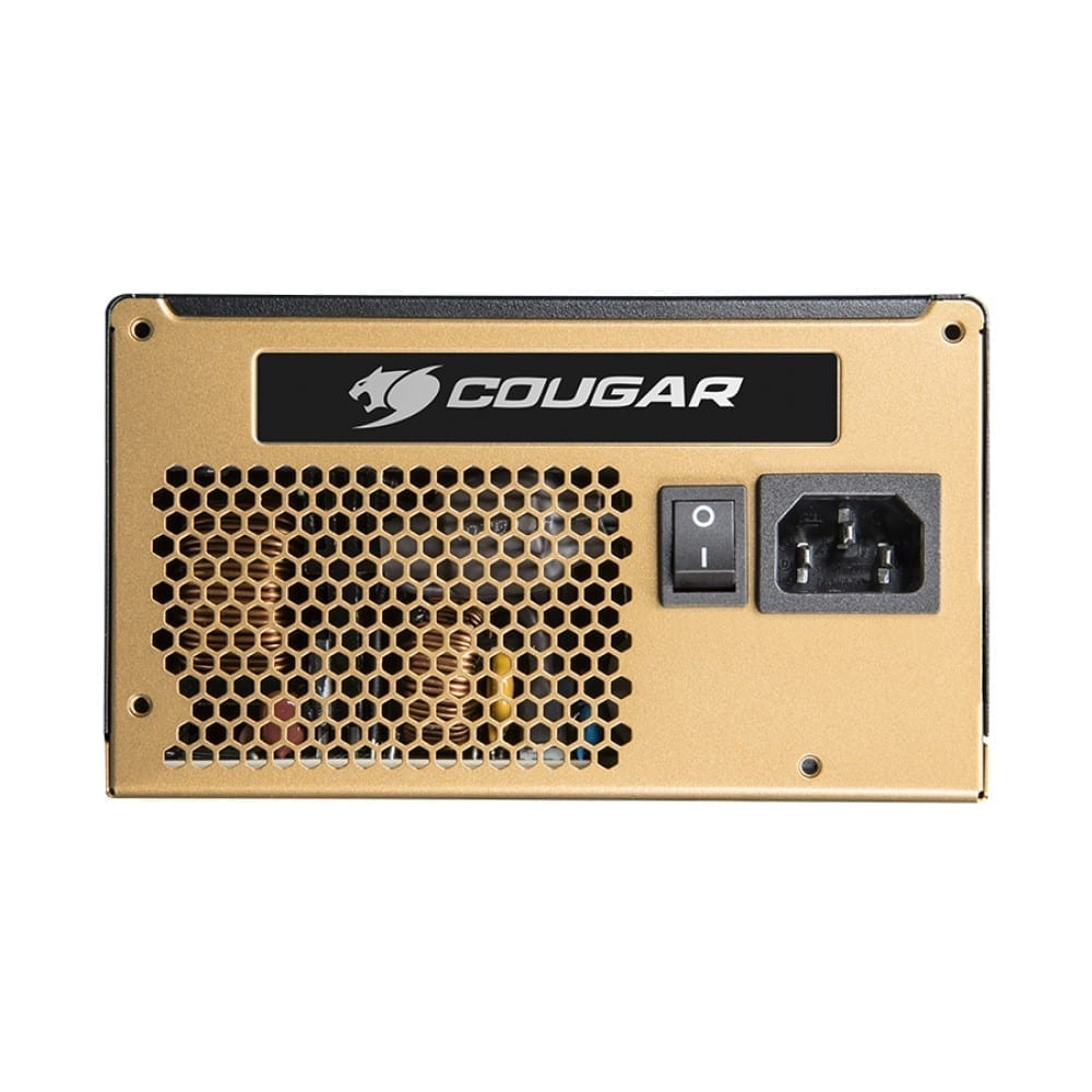 Cougar GX-F AURUM 750W Top Quality and High Performance 80 PLUS Gold certified PSU 4