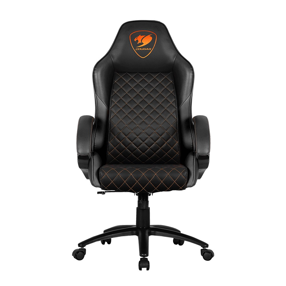 Cougar FUSION High-Comfort Gaming Chair - black 1