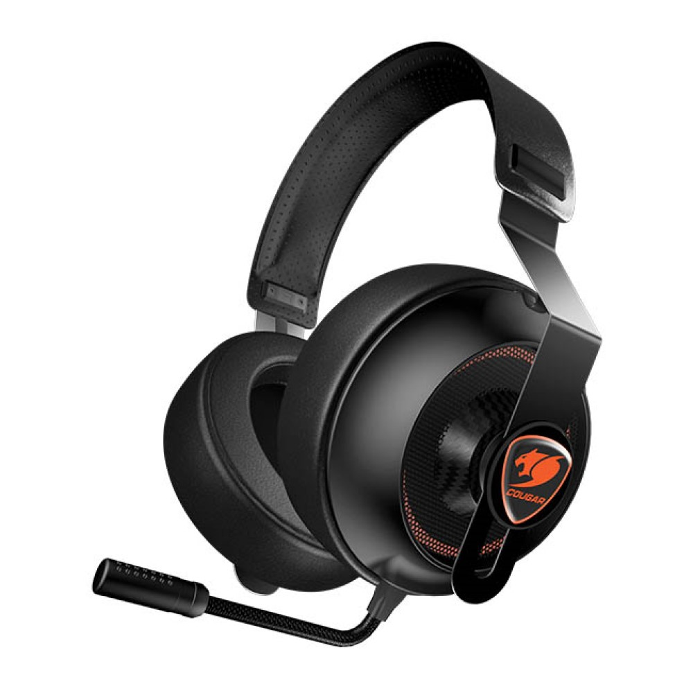 Cougar PHONTUM ESSENTIAL Stereo Gaming Headset - Black 1