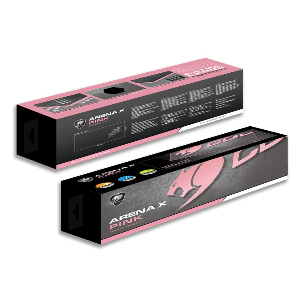 Cougar ARENA X PINK Gaming Mouse Pad 6