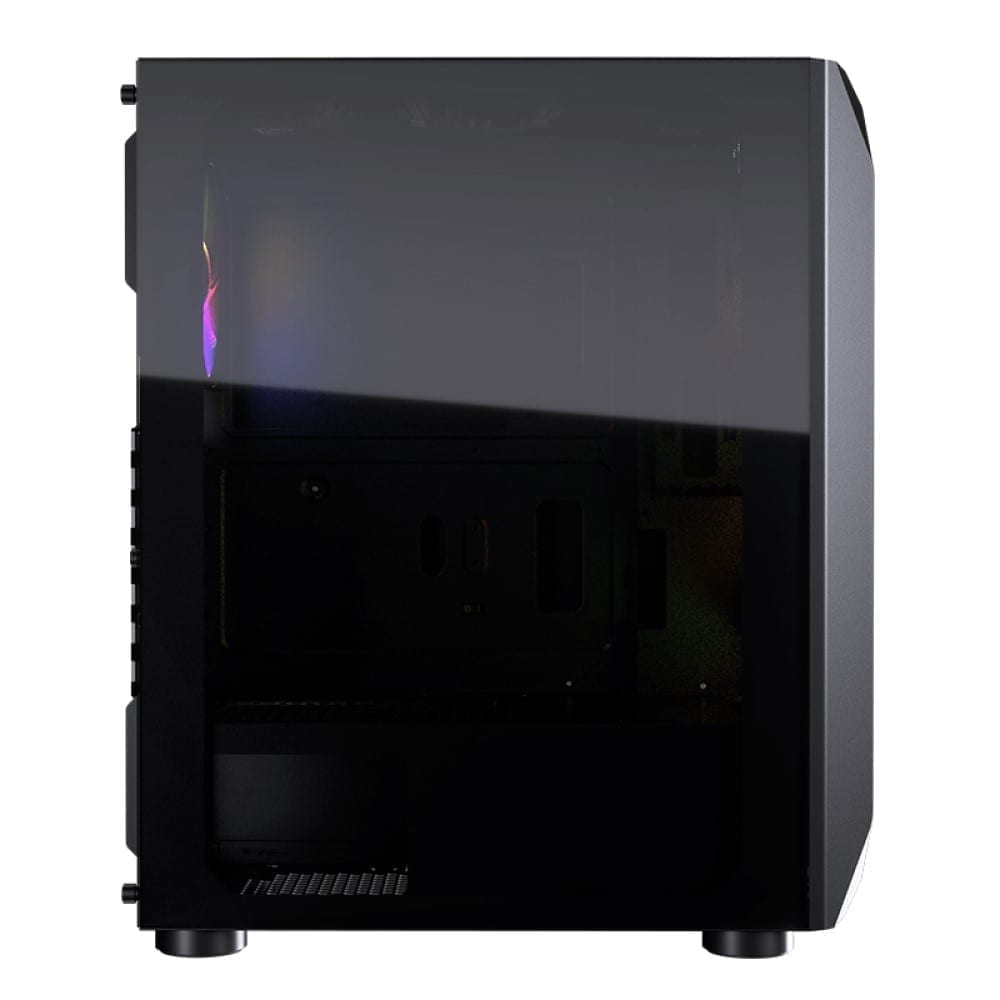 Cougar MX410-G RGB Powerful Airflow and Compact Mid-Tower Case with Tempered Glass 6