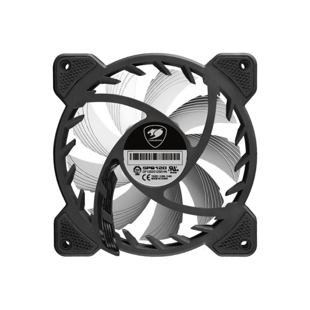 Cougar VORTEX RGB SPB 120 PWM HDB Cooling Kit Fans - 3 pack 6