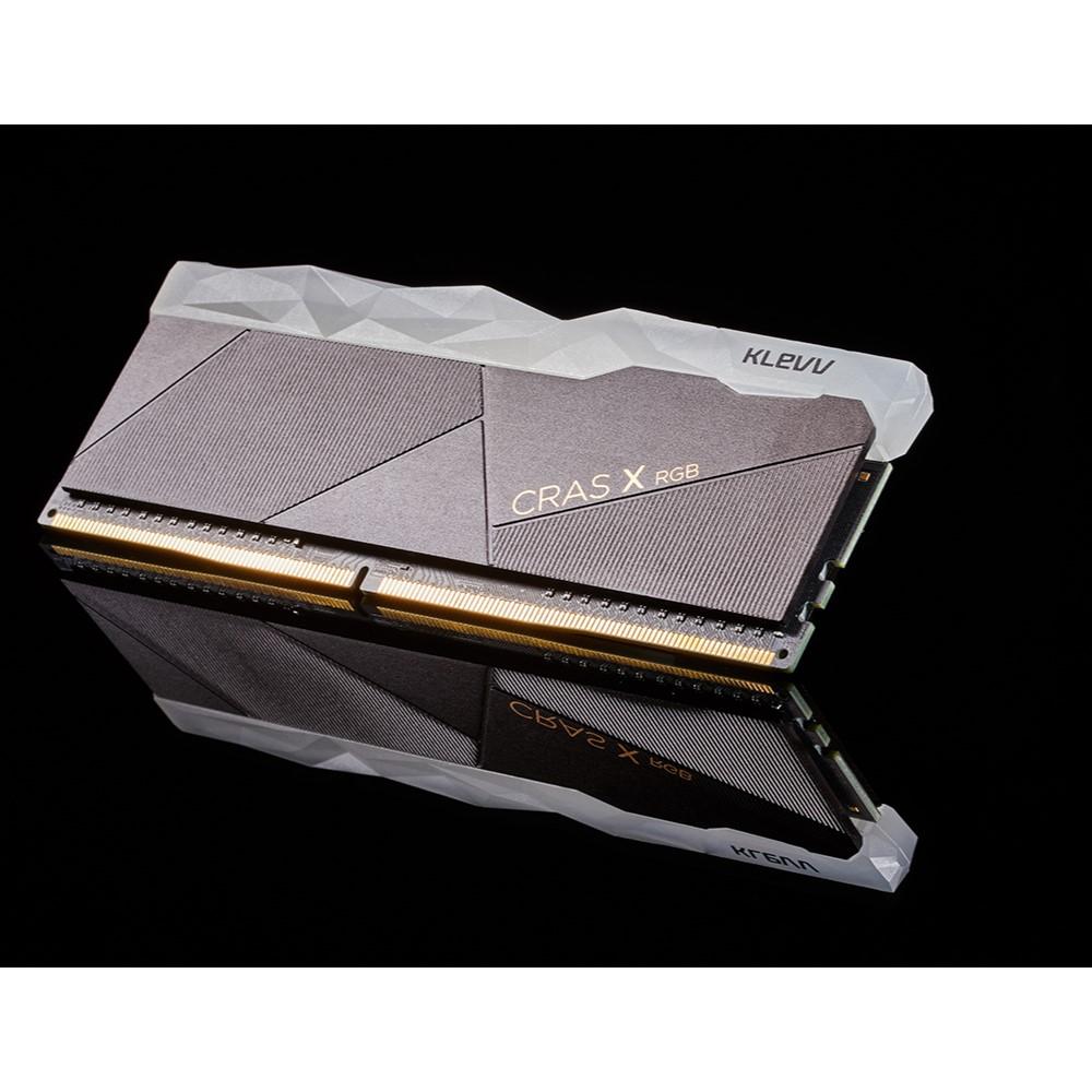 Klevv CRAS X RGB 16GB (2x8GB) DDR4 Gaming RAM 3200MHz 3