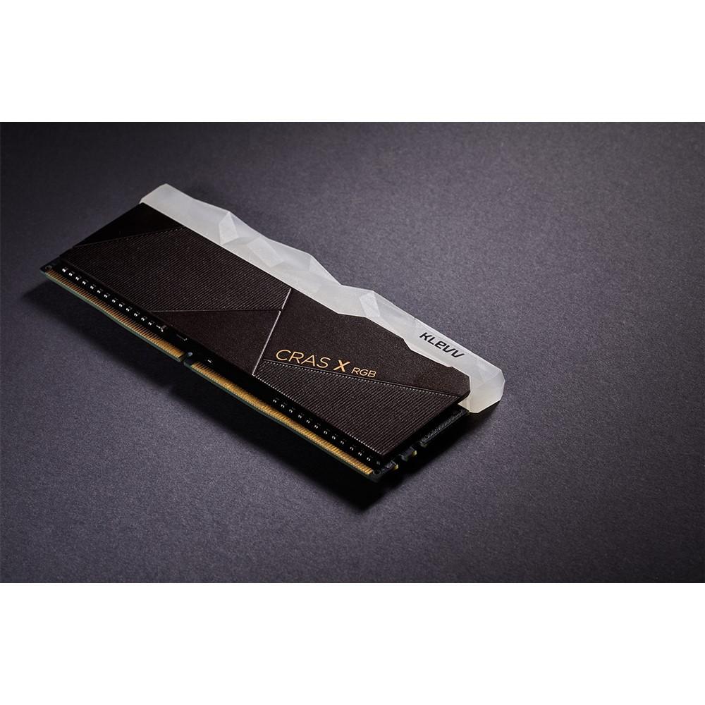 Klevv CRAS X RGB 16GB (2x8GB) DDR4 Gaming RAM 3200MHz 4
