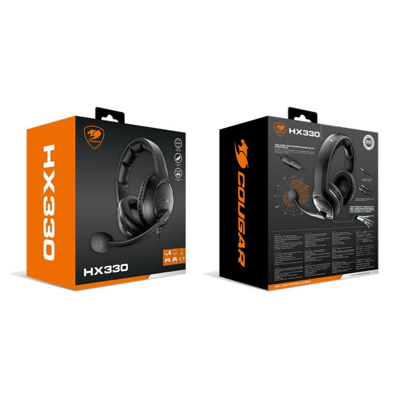 Cougar HX330 Gaming Headset - Black 6