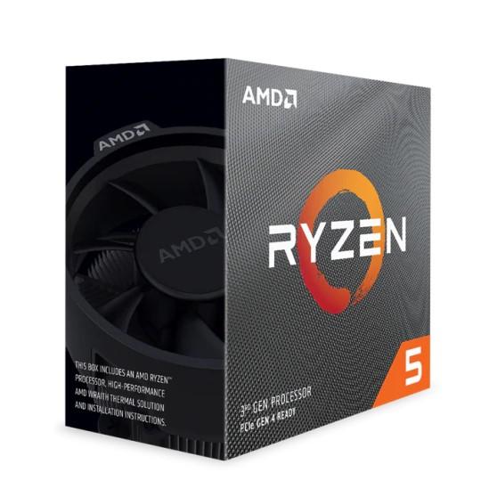 AMD Ryzen 5 3600X 6-Cores, 12-Threads (3.8GHz) Desktop Processor 1