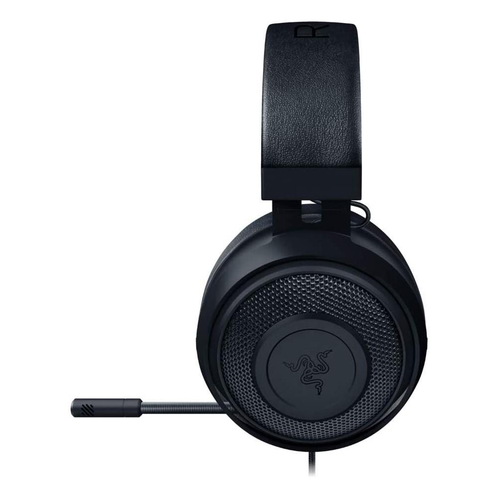 Razer Kraken Tournament Edition - Black Wired Gaming Headset with USB Audio Controller 5