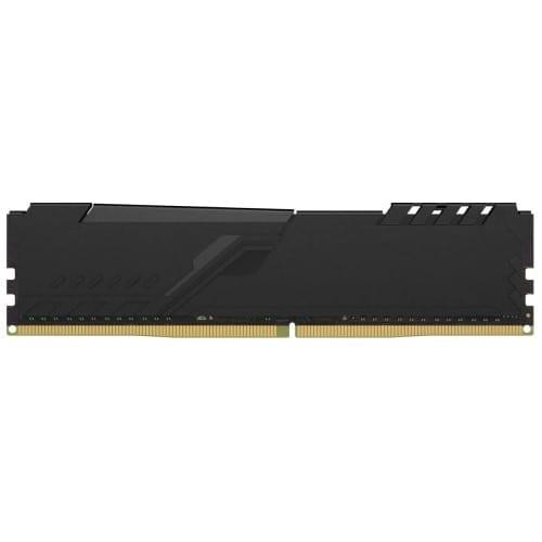HyperX Fury 8GB 2666MHz DDR4 CL16 DIMM Black Single RAM 3