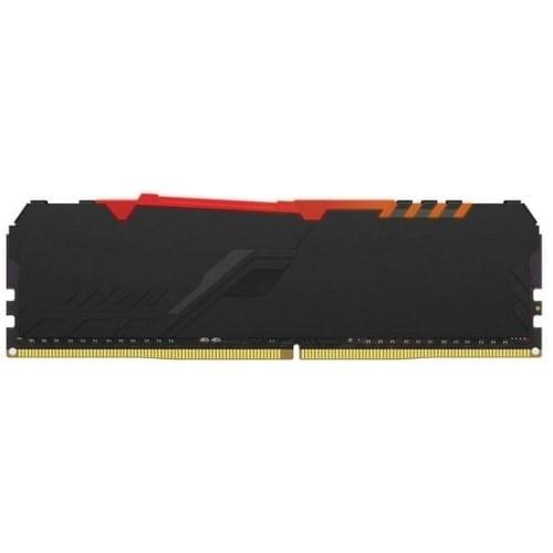 HyperX Fury 8GB 3200MHz DDR4 CL16 DIMM RGB Single RAM 3