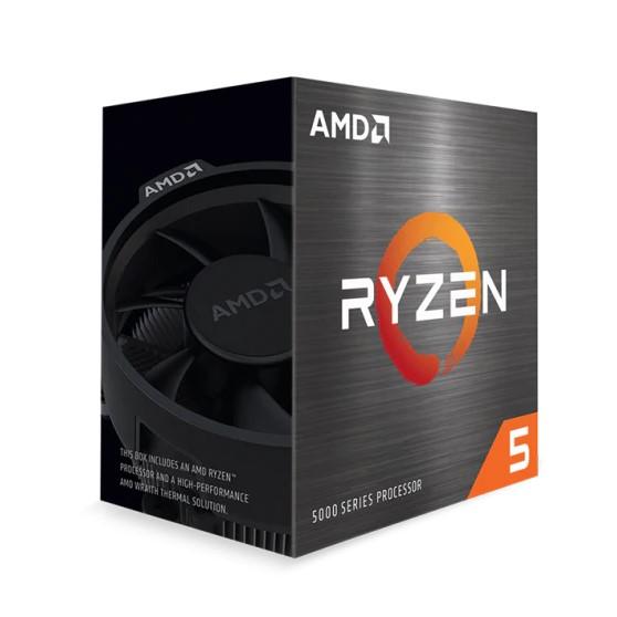 AMD Ryzen 5 5600X 6-Cores, 12-Threads (3.7GHz) Desktop Processor 1