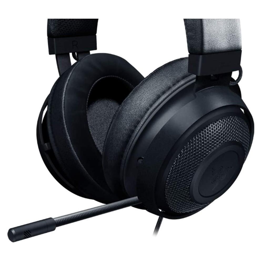 Razer Kraken Tournament Edition - Black Wired Gaming Headset with USB Audio Controller 2