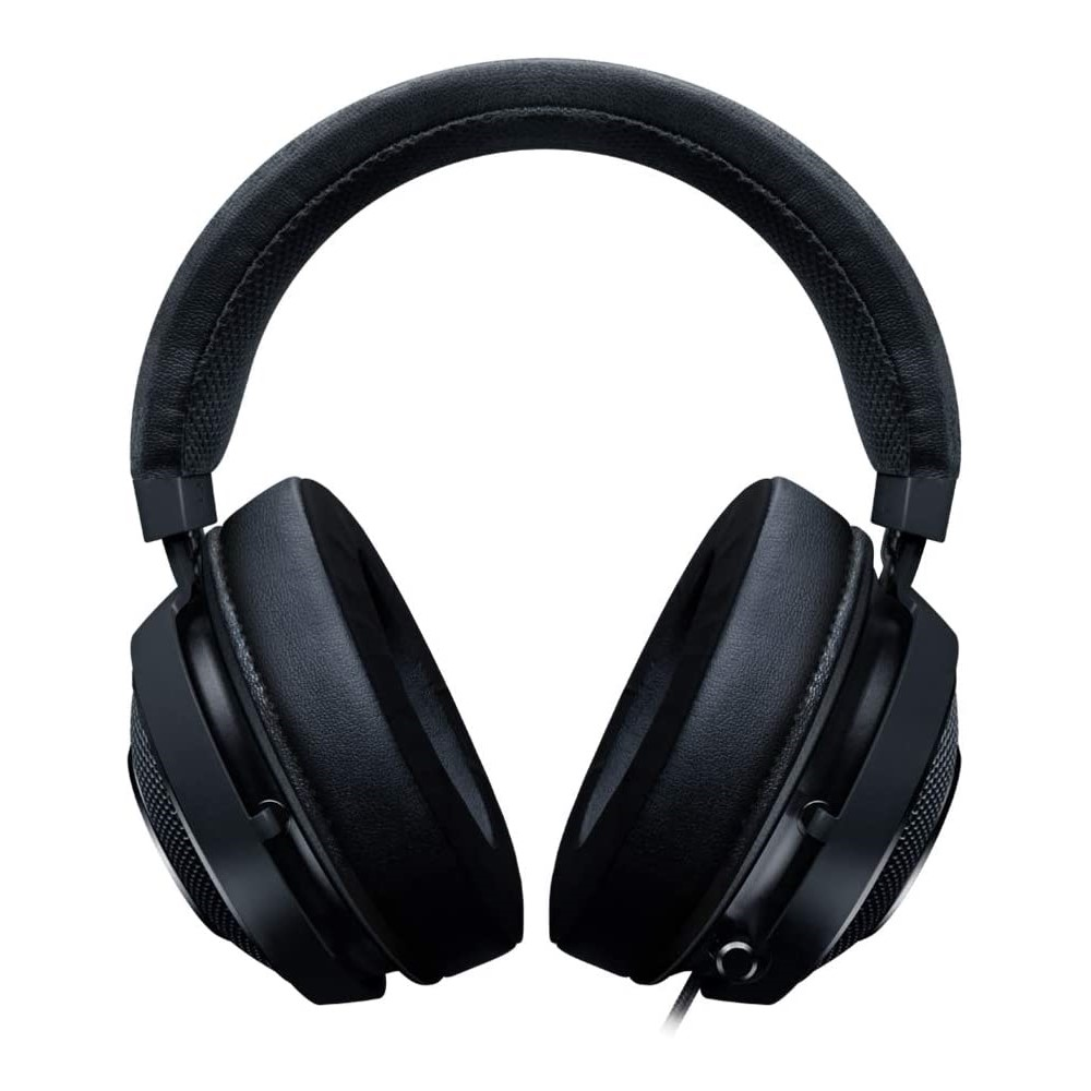 Razer Kraken Tournament Edition - Black Wired Gaming Headset with USB Audio Controller 3
