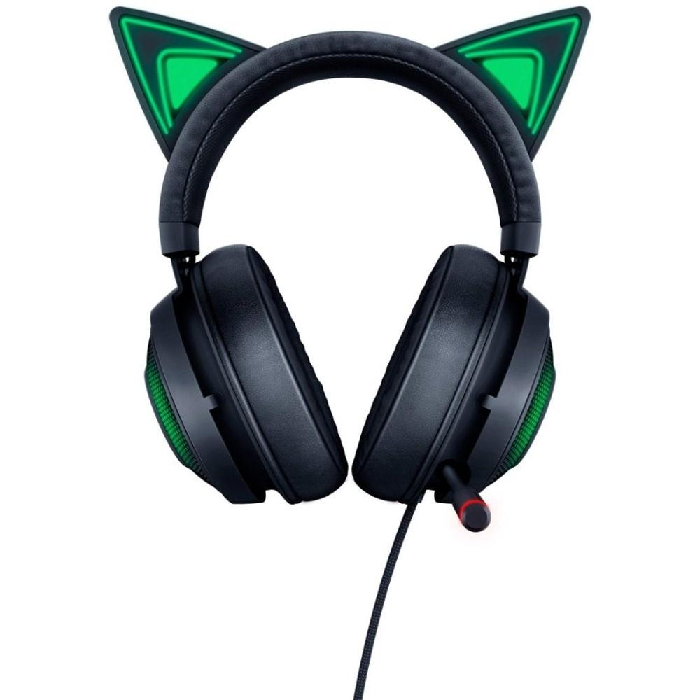 Razer Kraken Kitty Ear USB Headset with Chroma - Black 7