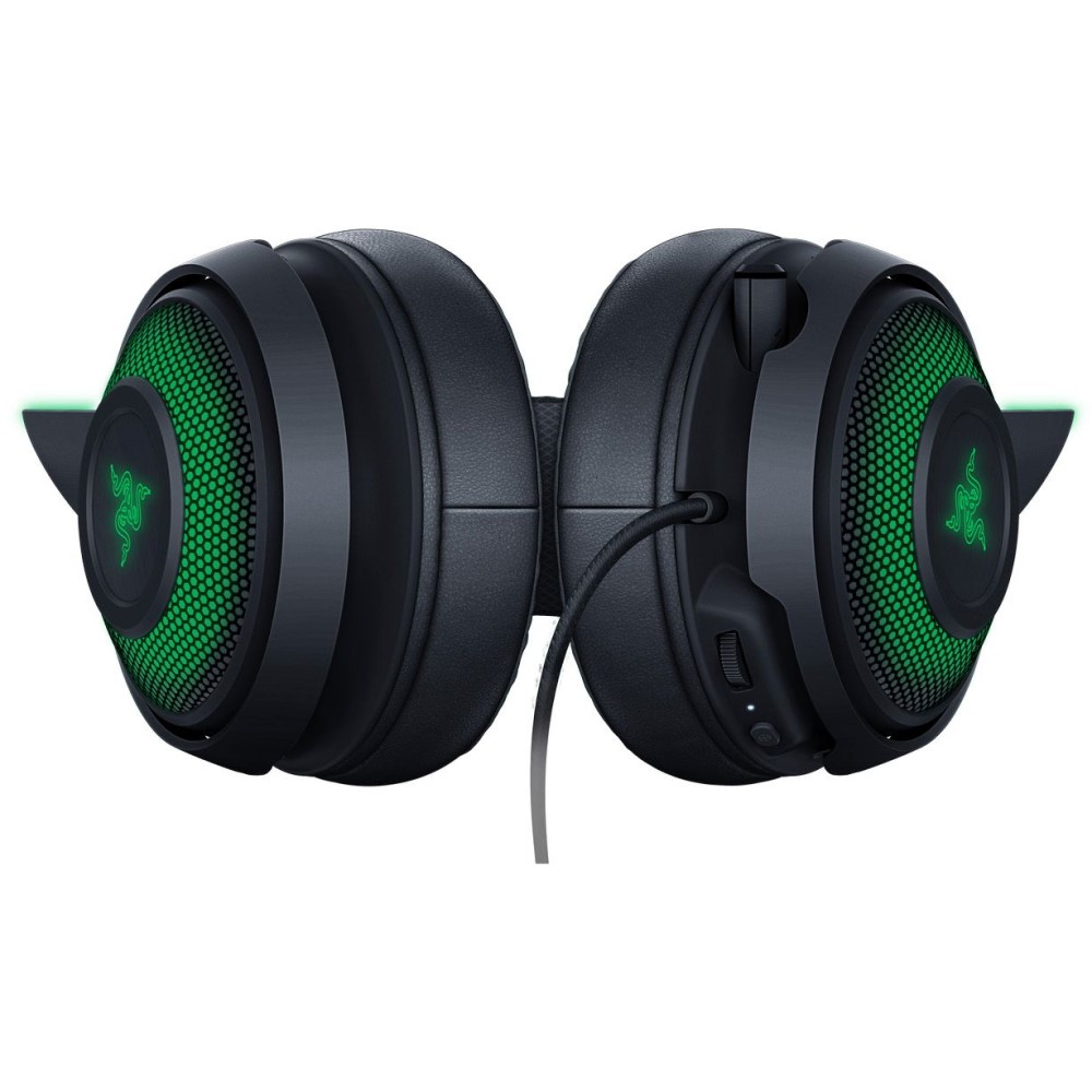 Razer Kraken Kitty Ear USB Headset with Chroma - Black 2