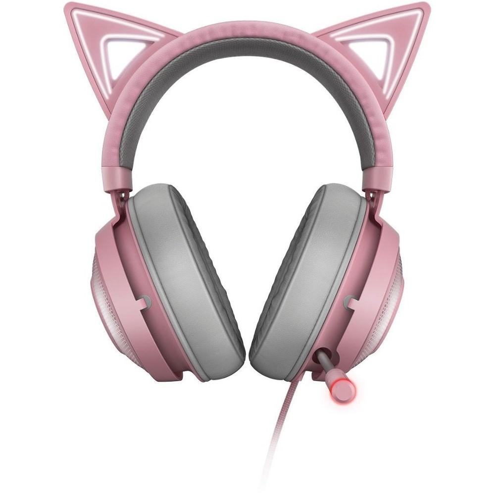 Razer Kraken Kitty Ear USB Headset with Chroma - Black 4